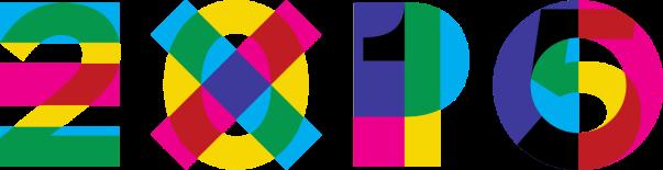 Logo de l'Exposition Universelle 2015 qui se tiendra à Milan